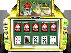 Sr Coringa: Especial Video Poker